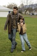 Young Dean and Sam