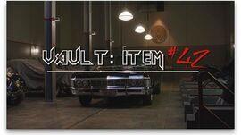 Vault Item 42