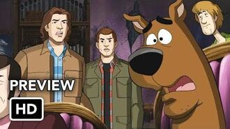 "Supernatural 13x16 Inside ""ScoobyNatural"" (HD) Season 13 Episode 16 Inside - Scooby-Doo Crossover"