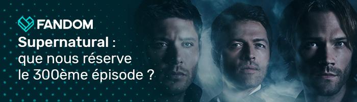 FR Supernatural Episode 300 Blog