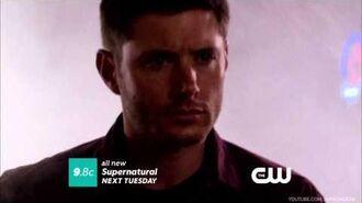 "Supernatural 10x02 Promo ""Reichenbach"" (HD)"