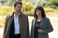 Castiel And Hannah