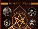 Supernatural: The Men of Letters Bestiary: Winchester Family Edition
