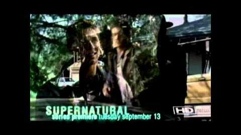 Supernatural 1x01 'Woman in White' - Promo 1 long