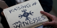 Anna's sketchbook (Raising of the Witnesses) 1