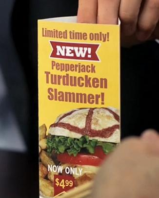 Pepperjack Turducken Slammer | Supernatural Wiki | FANDOM