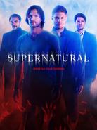 Supernatural Season 10 Poster HD + Text