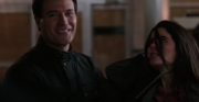 Ketch smiling while holding a defenseless Kris