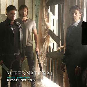 Supernaturals9poster