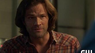 'Supernatural' 15x04 - Sam and Dean Talk Rowena's Death