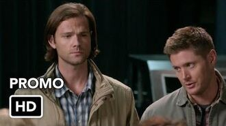 "Supernatural 10x05 Promo ""Fan Fiction"" (HD)"
