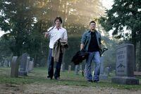 Dead things supernatural