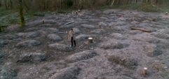 Cain's burial site
