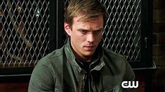 Supernatural 15x08 — Jake Abel as Michael