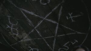 Devil S Trap Supernatural Wiki Fandom Powered By Wikia