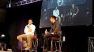 JIB3 - Rob Benedict & Brock Kelly - Friday Panel
