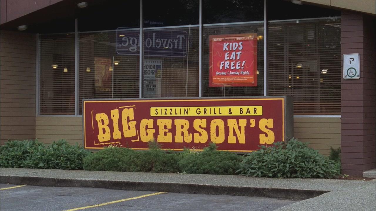 Biggerson's | Supernatural Wiki | FANDOM powered by Wikia