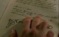 Diário de Samuel Colt em supernatural!2