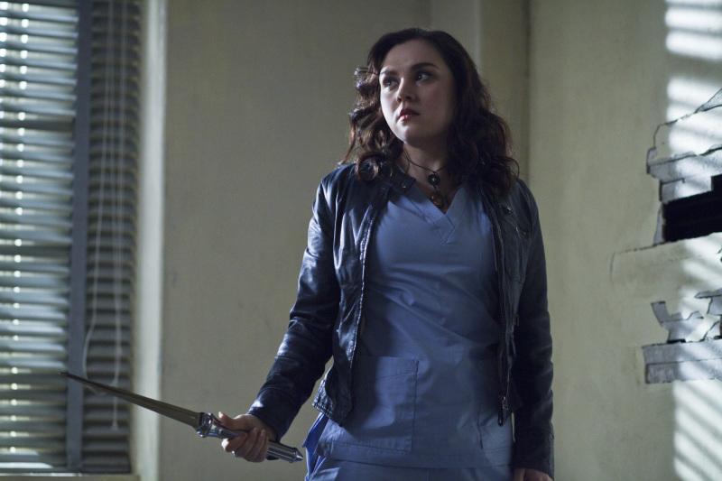 Meg Masters Supernatural