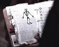 Supernatural Johns Journal