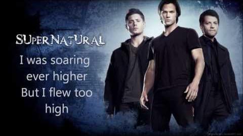 Supernatural Theme Song With Lyrics