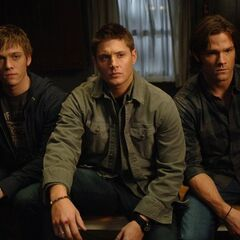 Сэм, Дин и Адам