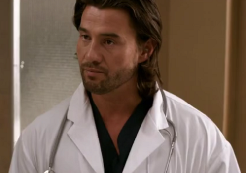 sexy man doctor