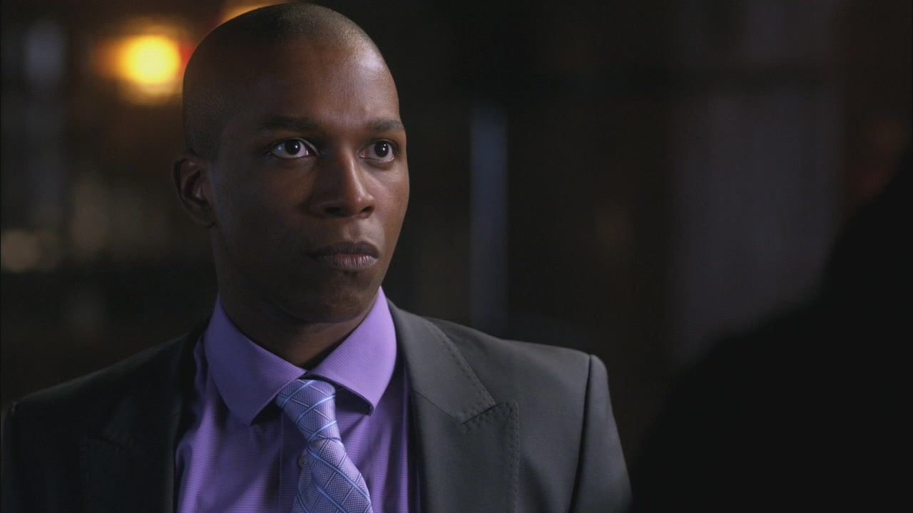 Image result for leslie odom jr supernatural