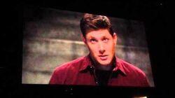 Supernatural Season 10 New Clip-2014 SDCC-2
