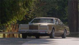 Castiel's car