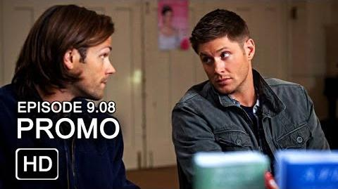 Supernatural 9x08 Promo - Rock and a Hard Place HD