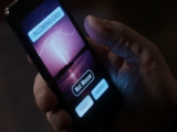 Crowley's cell phone