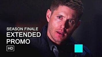 Supernatural 9x23 Extended Promo - Do You Believe in Miracles HD Season Finale