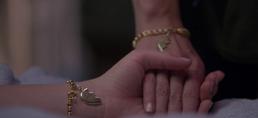 Kate and Tasha's matching bracelets 1