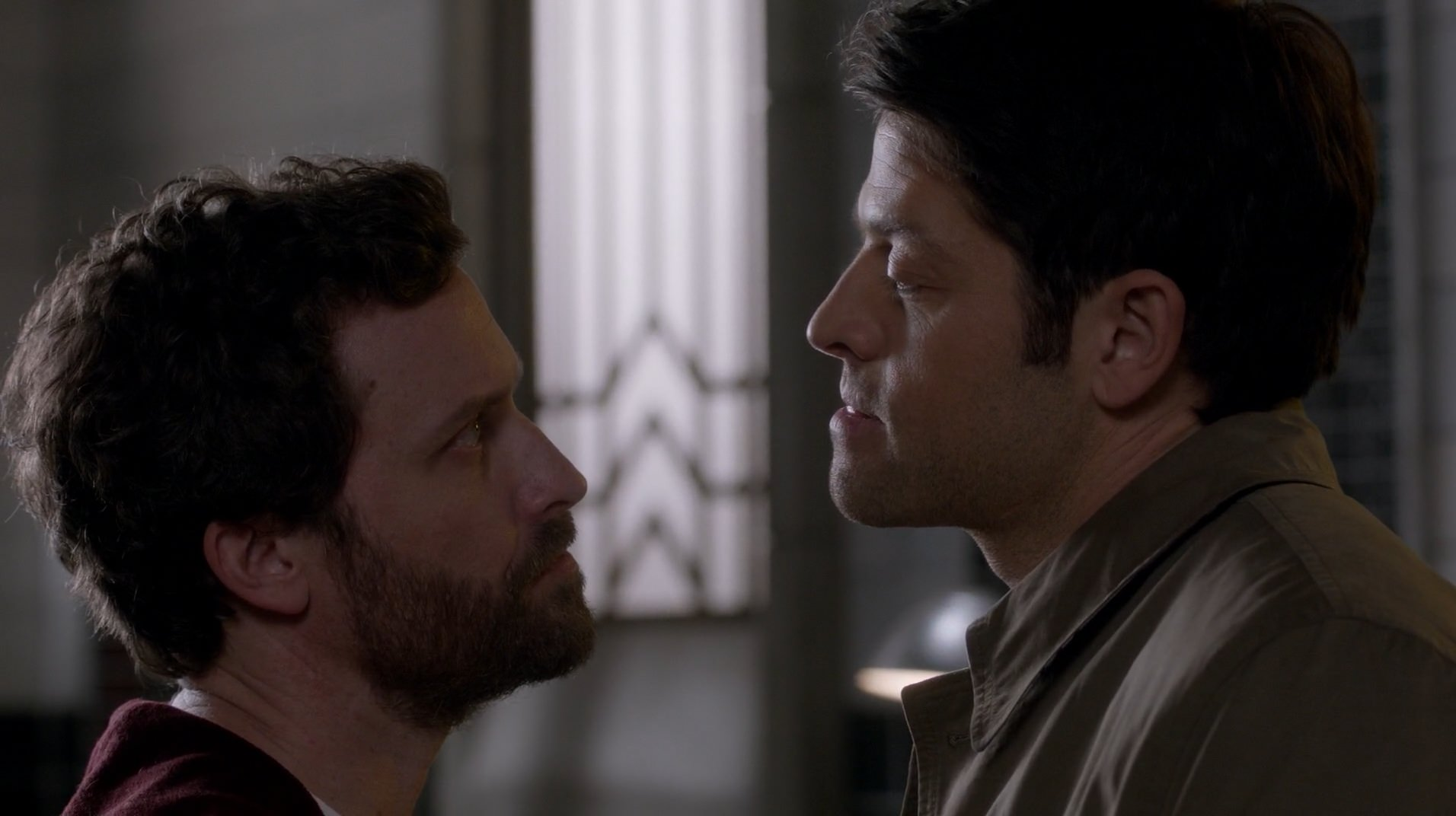 Novak Zane Gives Us This Great Homosexual Scene