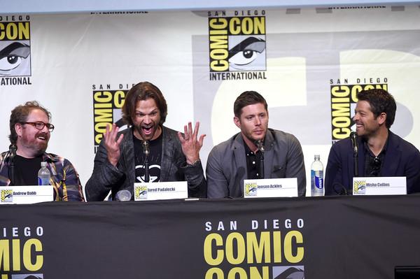 Jensen Ackles Andrew Dabb Comic Con International d-MNYSbfgEsl