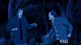 Supernatural x Scooby Doo Crossover Episode! ScoobyNatural Trailer