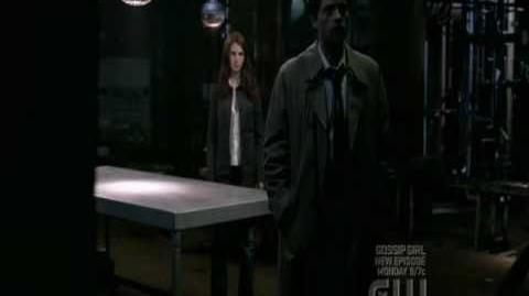 416 Anna and Castiel talk - 1