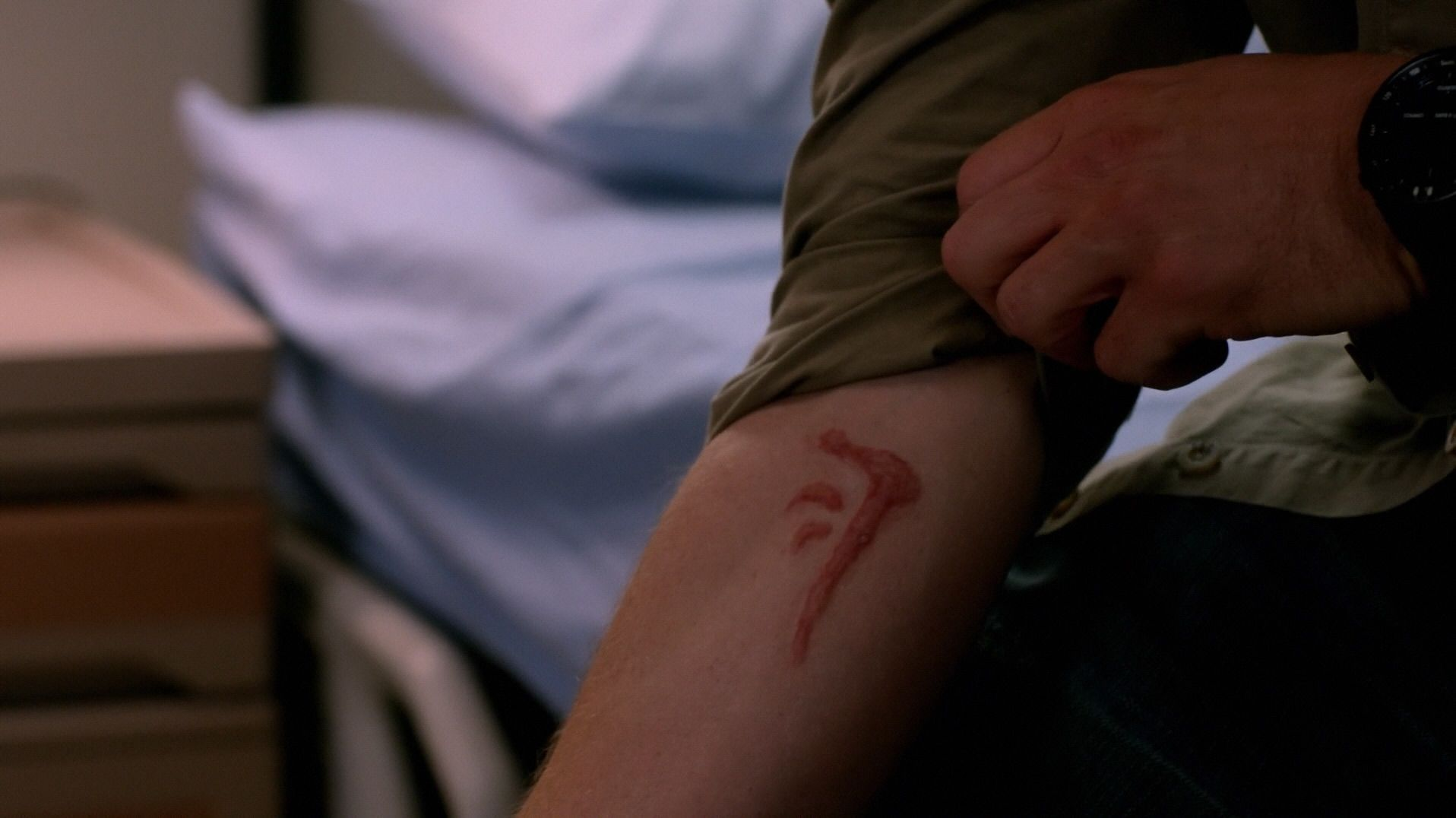 Mark Of Cain Supernatural Wiki Fandom Powered By Wikia