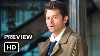 "Supernatural 13x23 Inside ""Let the Good Times Roll"" (HD) Season 13 Episode 23 Inside Season Finale"