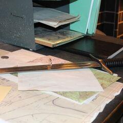 Документы и меч
