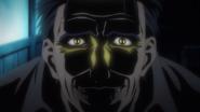 Azazel possesses Edgar (Anime)