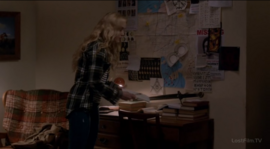Меч грегория в комнате Клэр