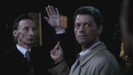 Cas discharges Death