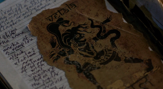 This is an image of John Winchester Journal Pages Printable regarding supernatural