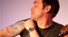 Sheppard's tattoo