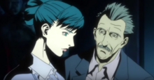 Richard and Michelle (Anime Series)