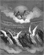 God and the Angels of Heaven