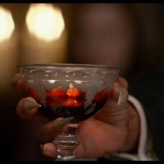Альфа отдаёт кровь Винчестерам