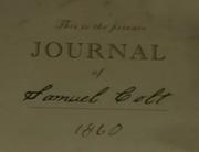Diario Samuel Colt